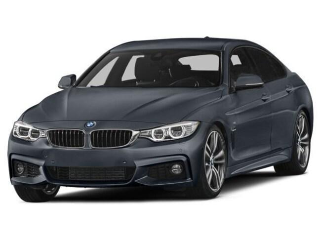 2015 BMW 4 Series 428i Xdrive Gran Coupe Hatchback