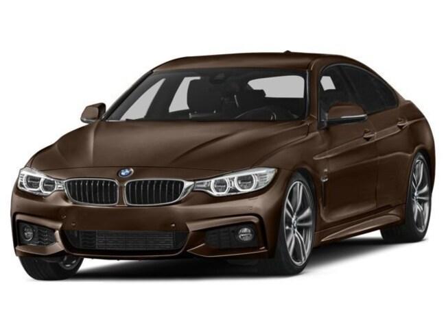 2015 BMW 4 Series 428i Xdrive AWD Gran  Sulev Gran Coupe
