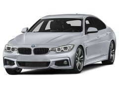 Used 2015 BMW 4 Series 435i Gran Coupe Hatchback