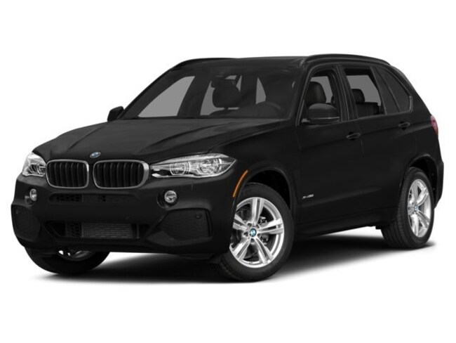 Used 2015 BMW X5 xDrive50i SUV in St. Paul, MN