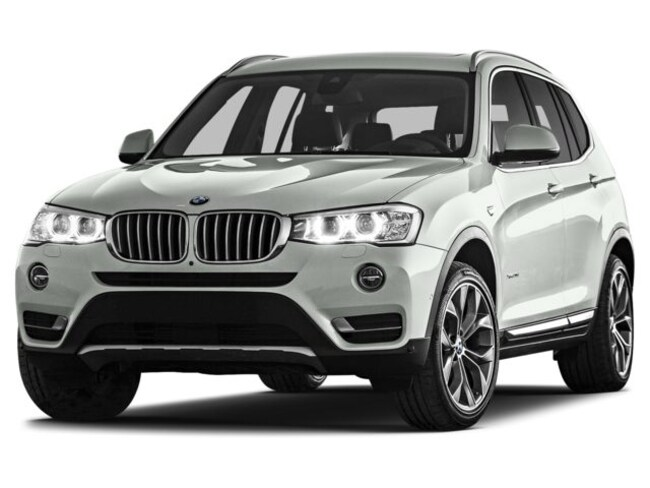 Used 2015 BMW X3 Xdrive28i SAV for sale in Chico, CA