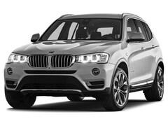 2015 BMW X3 AWD 4dr Xdrive28i Sport Utility 5UXWX9C51F0D60387