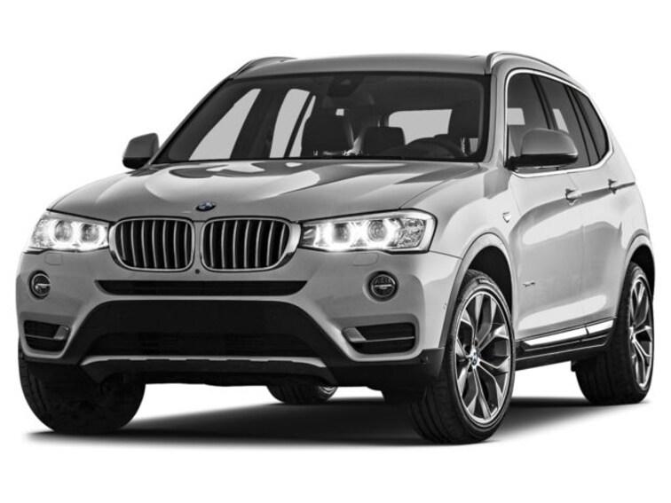 Used 2015 BMW X3 AWD 4dr Xdrive28i Sport Utility 5UXWX9C51F0D60387 Modesto