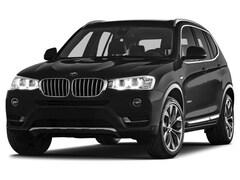 2015 BMW X3 Xdrive35i SUV