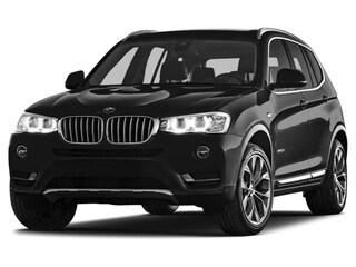 Certified 2015 BMW X3 SAV in Denver