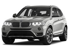 Pre-Owned 2015 BMW X3 Xdrive28d SUV J1377A in Exeter, NH