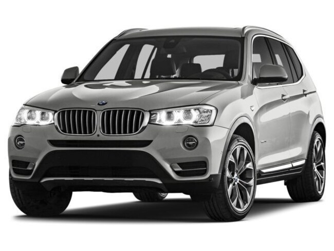 Used 2015 BMW X3 Xdrive28d SUV in Exeter, NH