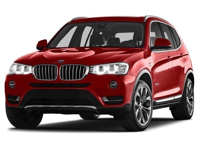 2015 BMW X3 xDrive28d SAV