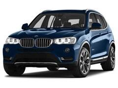 2015 BMW X3 RWD  Sdrive28I