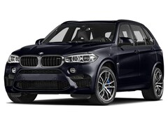 Used 2015 BMW X5 M Base SUV in Indianapolis