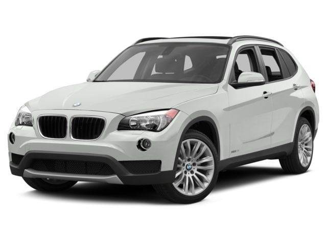 Bumper Protection ABS Black for BMW X1 E84 SUV 2009