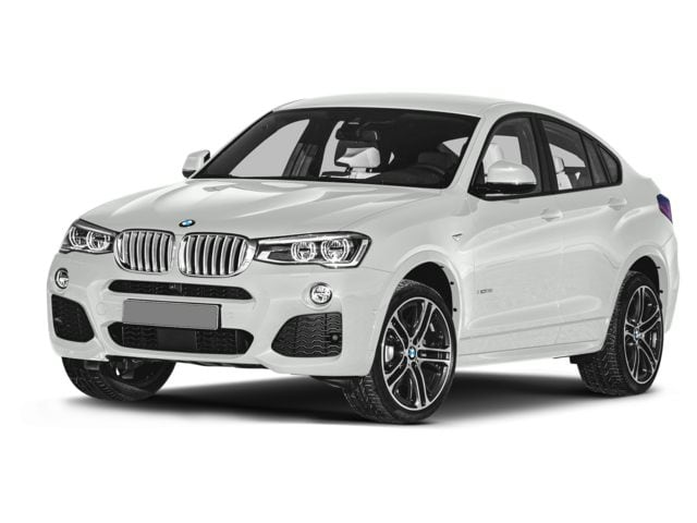 2015 BMW X4 WH SUV