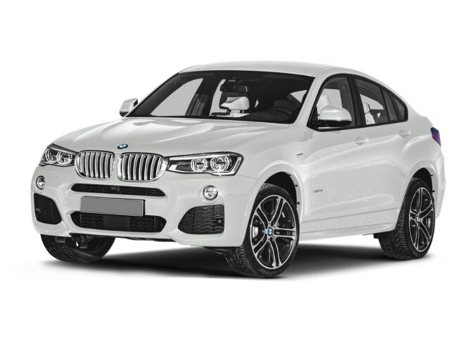 Certified Pre Owned 2015 BMW X4 XDrive28i SUV For Sale In Pembroke Pines FL