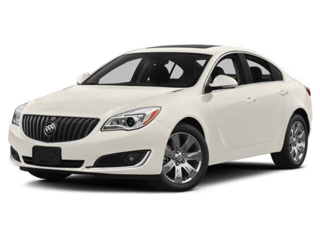 2015 Buick Regal Turbo Premium I AWD Sedan