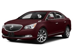 Pre-Owned 2015 Buick LaCrosse Leather Sedan for sale in Lima, OH