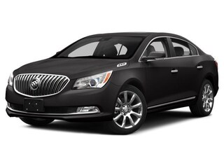 2015 Buick LaCrosse Leather Sedan