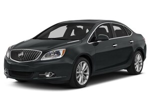 2015 Buick Verano Leather Group Sedan