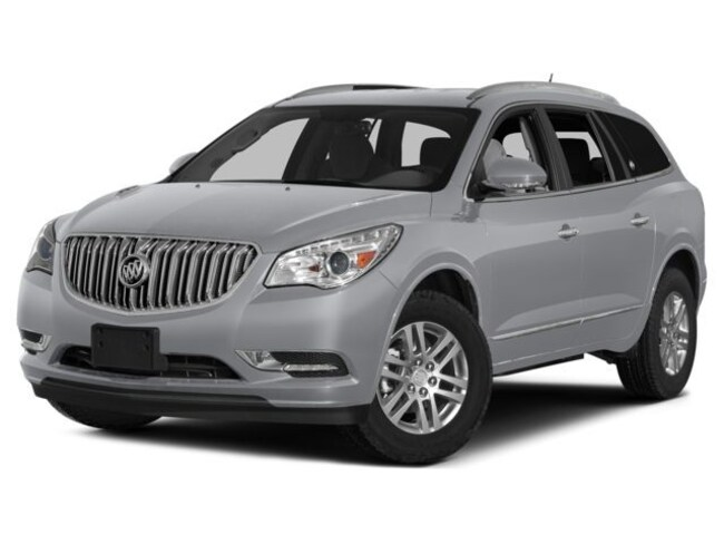 Used 2015 Buick Enclave Leather Group SUV in Reading, PA