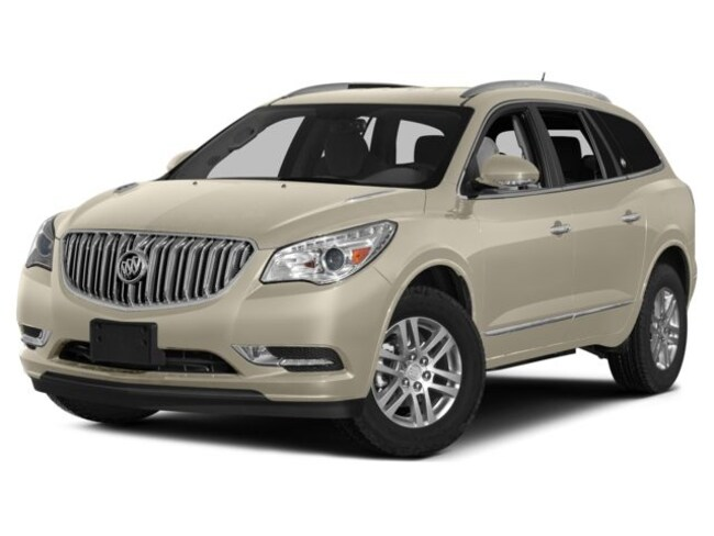 used 2015 buick enclave leather group in lakeland fl vin
