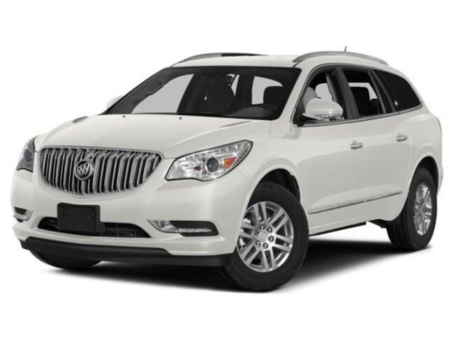 Used 2015 Buick Enclave Premium SUV For Sale in Mt Carmel, IL