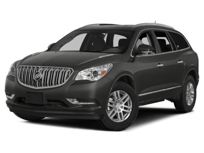 2015 Buick Enclave Premium SUV for sale in Danville, IL at Courtesy Motors