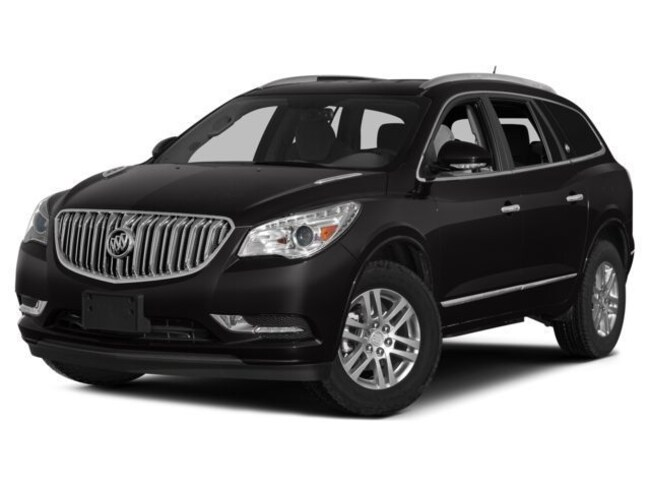 Used 2015 Buick Enclave Leather AWD  Leather nearWhitePlains