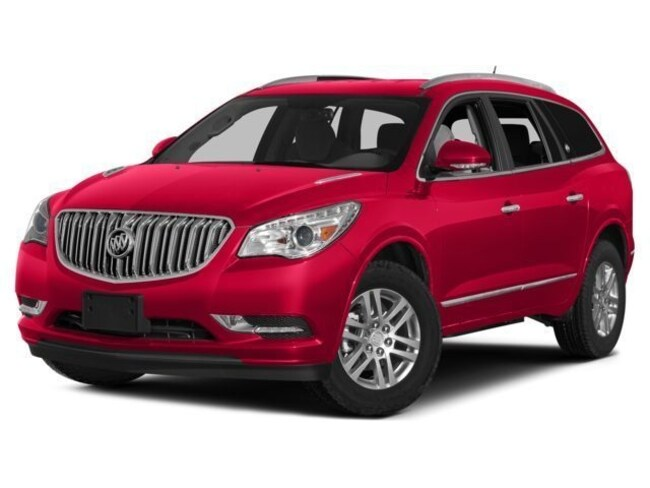 Used 2015 Buick Enclave Leather SUV for Sale in Plymouth, IN at Auto Park Buick GMC
