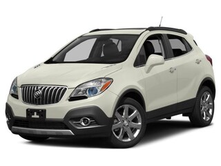Used 2015 Buick Encore Leather Sport Utility for sale in Cathedral City, CA at Palm Springs Volvo