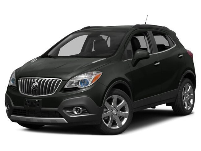 Used 2015 Buick Encore Leather SUV for sale in Rockville Centre, NY