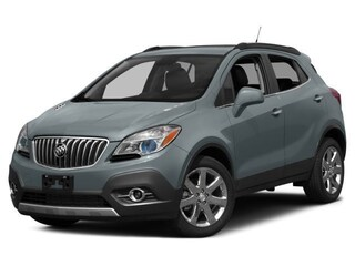Used 2015 Buick Encore Leather SUV Pittsfield, MA