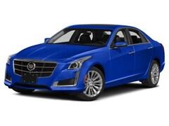 Used 2015 CADILLAC CTS 2.0L Turbo Luxury Sedan Great Falls, MT