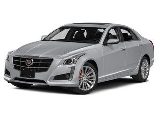 2015 CADILLAC CTS Luxury RWD Car