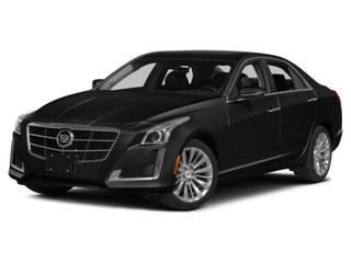 Used 2015 Cadillac CTS Sedan Luxury RWD Sedan Petaluma