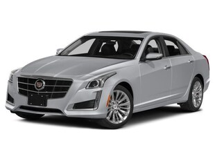 2015 CADILLAC CTS 3.6L Performance Sedan
