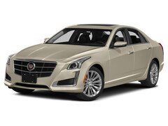 Certified used 2015 CADILLAC CTS 2.0L Turbo Luxury Sedan for sale in Wilmington