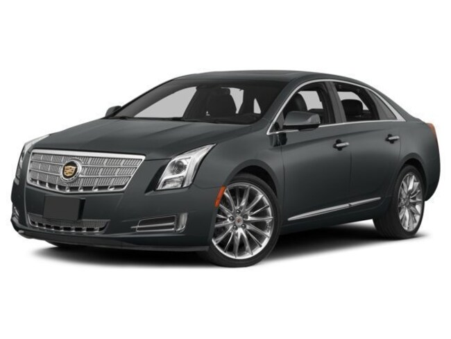 2015 CADILLAC XTS Vsport Premium Twin Turbo Sedan