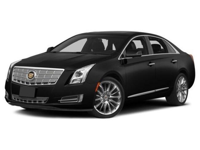 Used 2015 Cadillac Xts Platinum Sedan Schaumburg Il Chicagoland