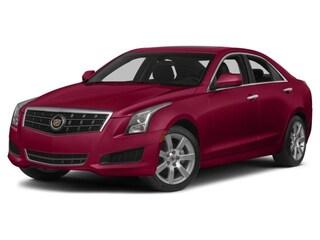 2015 Cadillac ATS Luxury RWD Car