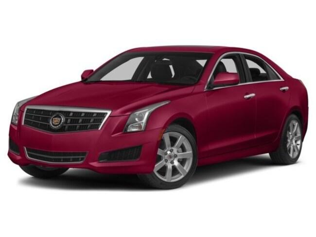 2015 CADILLAC ATS Sedan Luxury RWD Sedan
