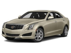 2015 CADILLAC ATS 2.5L Luxury Sedan for Sale in Temple, TX at Garlyn Shelton Volvo