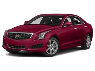 2015 Cadillac ATS Sedan Standard RWD Sedan