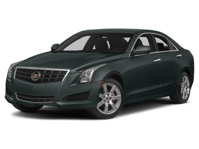 2015 Cadillac ATS 2.0L Turbo Sedan for sale at Terry Auto Group