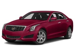 2015 Cadillac ATS 2.0L Turbo Luxury Sedan