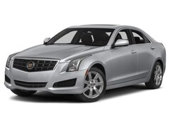 Used 2015 CADILLAC ATS 2.0L Turbo Luxury Sedan for Sale in Wilmington, DE, at Auto Team Delaware