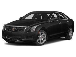 2015 CADILLAC ATS 2.0L Turbo Luxury Sedan