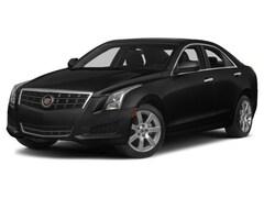 Used 2015 Cadillac ATS Sedan 4dr Sdn 2.0L Luxury RWD sedan 1G6AB5RX8F0132334 For Sale in Durant OK