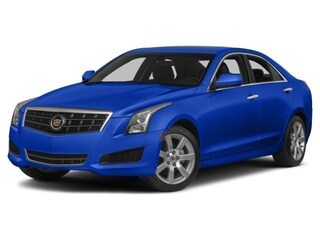used 2015 CADILLAC ATS 2.0L Turbo Luxury Sedan greenbay wi