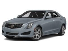 2015 CADILLAC ATS Luxury AWD Sedan