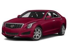 2015 Cadillac ATS Sedan Luxury AWD Sedan