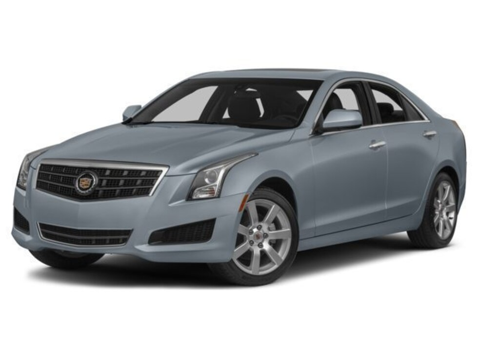 2015 CADILLAC ATS 2.0L Turbo Performance Sedan Classic Car For Sale in Sioux Falls, South Dakota